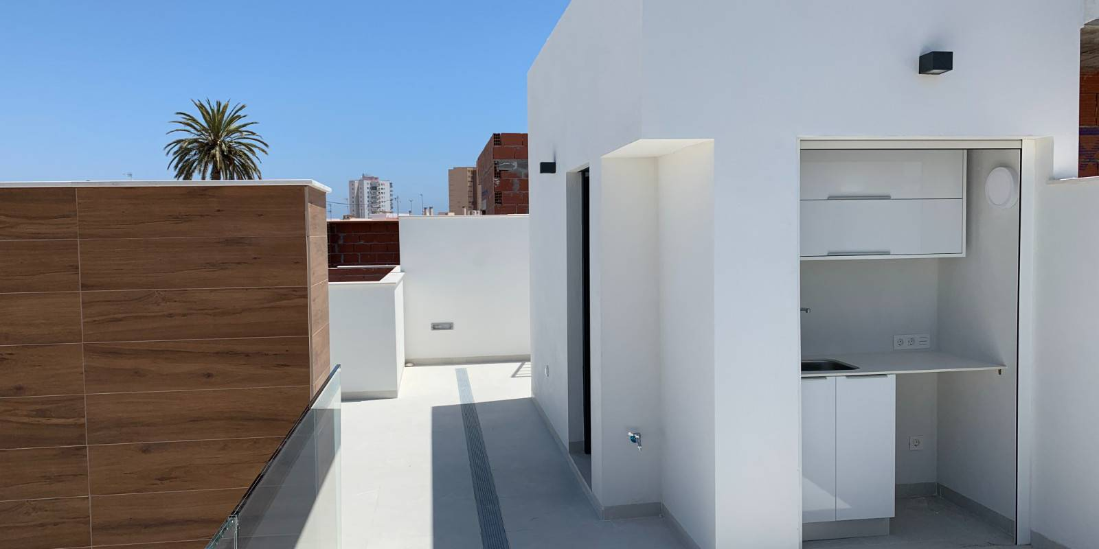 New Build - Villa / Semi detached - San Javier -  - Santiago de Ribera