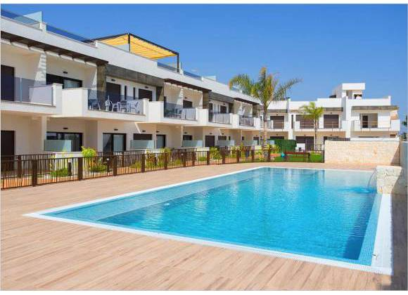 Townhouse - New Build - San Javier -  - Roda