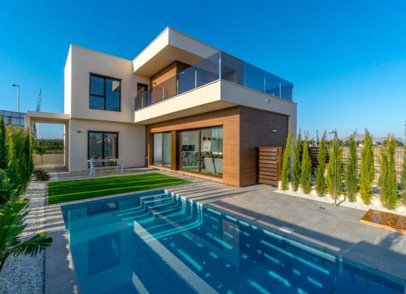 Villa - New Build - San Javier -  - Roda